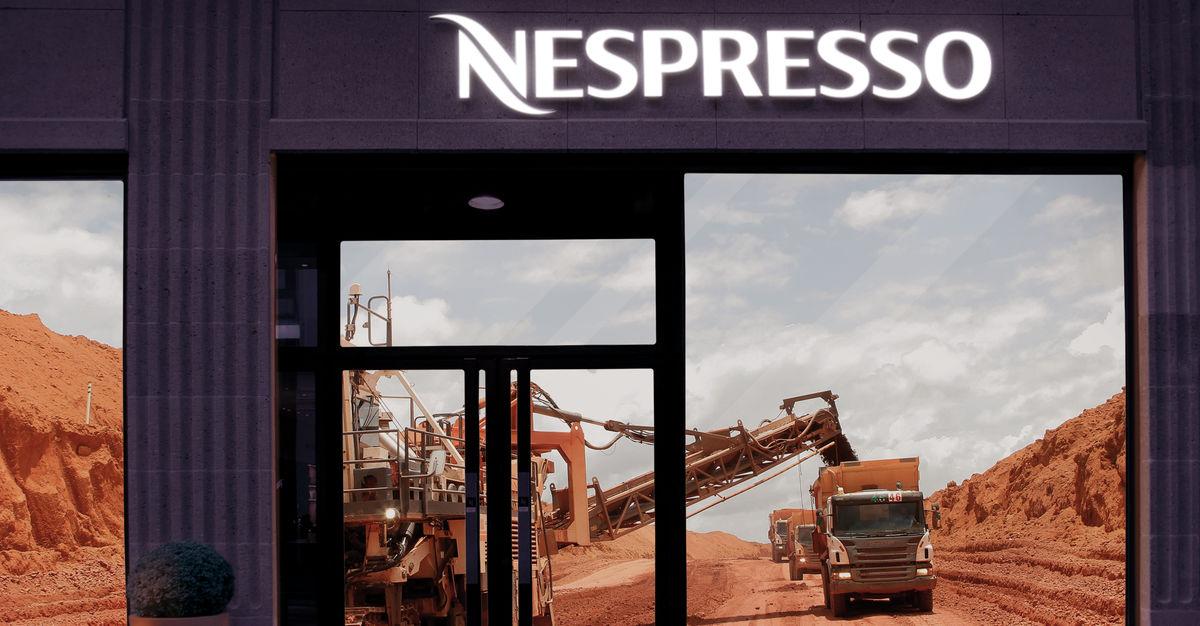 Nespresso : l'aluminium cause la déforestation. Stop aux dosettes ...