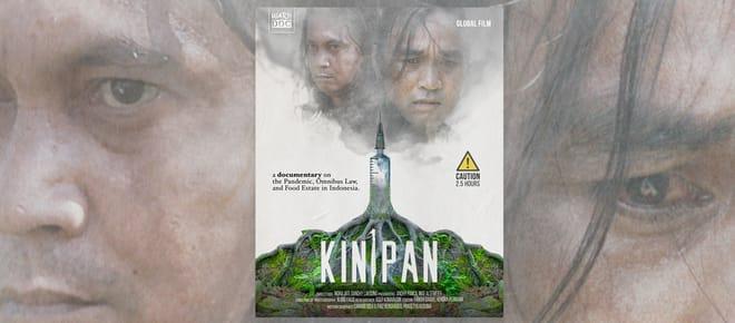 Affiche du film documentaire KINIPAN