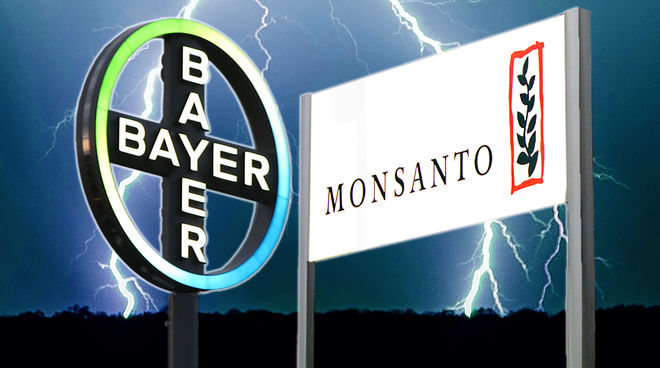 Bayer Monsanto Fusion