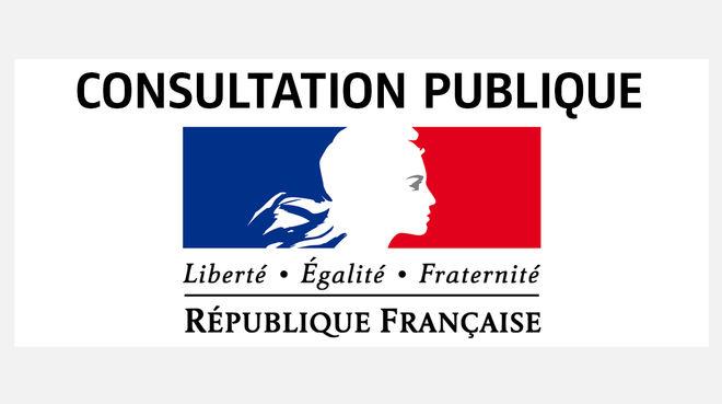 Consultation publique République Française